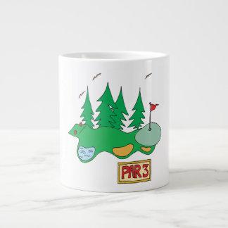 Par 3 jumbo mugs