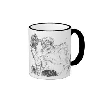 Par Amour Studio - Mad skillustrator mug