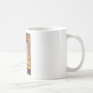 Par le train de luxe Rome Express Basic White Mug