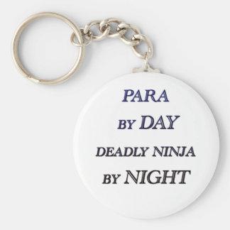 PARA BY DAY KEY RING