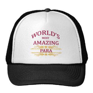 Para Mesh Hat