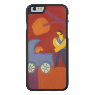 Para Isabel 2005 Carved Maple iPhone 6 Case