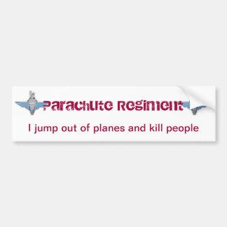 PARA-plane Bumper Sticker