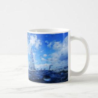 Para Sailing Coffee Mug