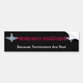 PARA-terminator Bumper Sticker