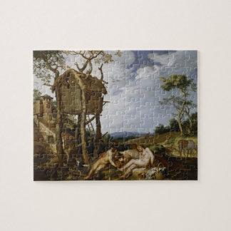 Parable of Wheat, Tares - Abraham Bloemaert (1624) Jigsaw Puzzles