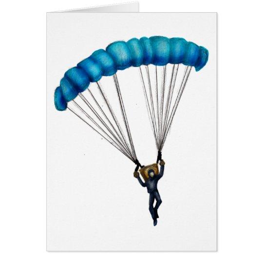 Paracaídas Card