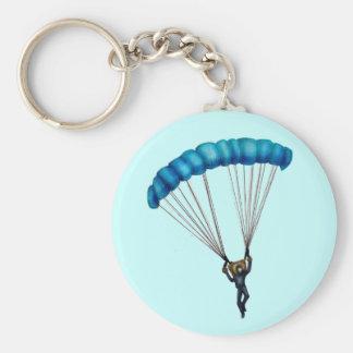Paracaídas Keychains