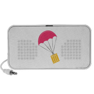 Parachute Package Mp3 Speaker