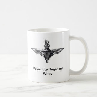 Parachute Regiment Wifey  Mug