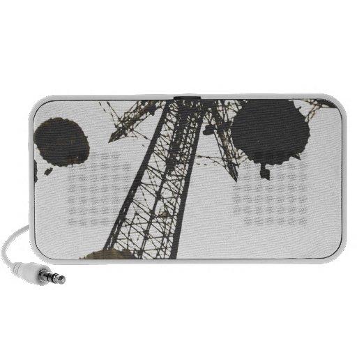 Parachute Ride iPhone Speaker