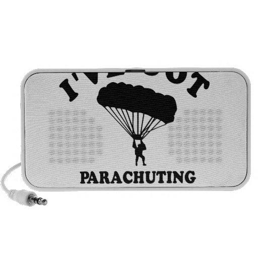 parachute skill gift items mp3 speaker