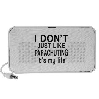 PARACHUTING IS MY LIFE PC SPEAKERS