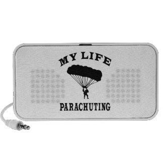 Parachuting My Life Travel Speakers