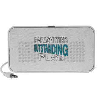 PARACHUTING OUTSTANDING PLAYER LAPTOP SPEAKERS