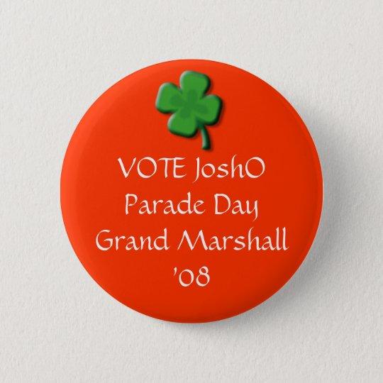 Parade Day 6 Cm Round Badge