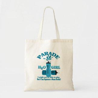 Parade Water Girl Budget Tote Bag