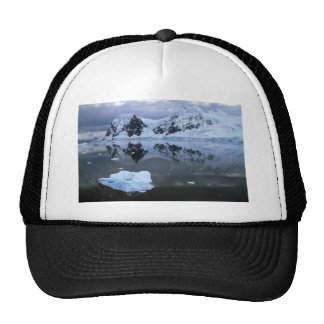 Paradise Bay, Antarctica Mesh Hats