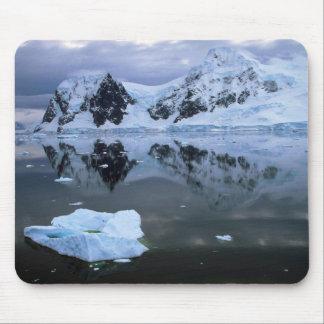 Paradise Bay, Antarctica Mouse Pads
