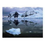 Paradise Bay, Antarctica Postcard