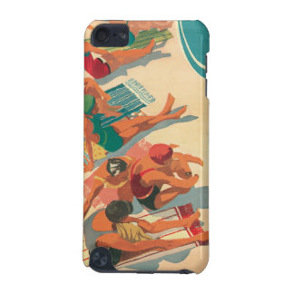 Paradise Beach Club iPod Touch (5th Generation) Case