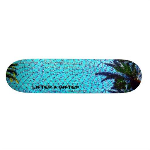 Paradise Board Custom Skateboard