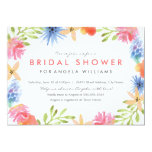 Paradise Bridal Shower Invite