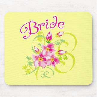Paradise Bride Favours Mouse Pad