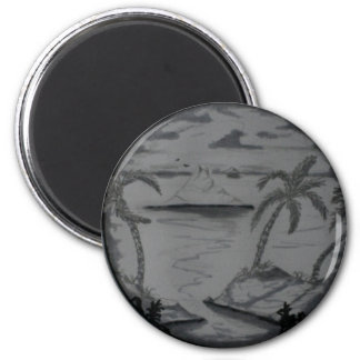 Paradise Dreams Two Magnets