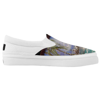 Paradise Escape Printed Shoes