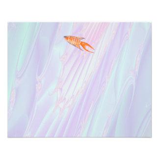Paradise Fish Custom Flyer