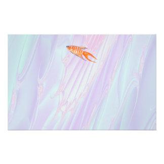 Paradise Fish Flyer Design