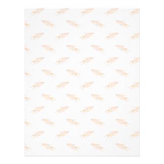 Paradise Fish Pattern Personalized Flyer