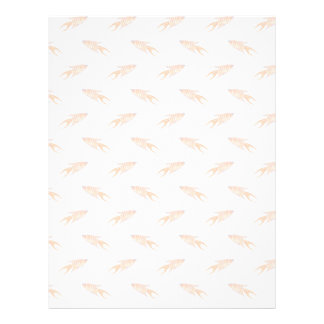 Paradise Fish Pattern Personalized Flyer