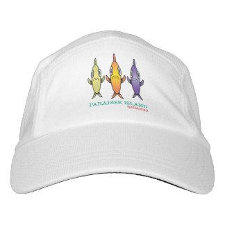 Paradise Island Bahamas 3-Fishes Hat