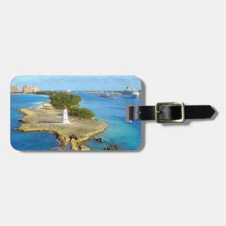 Paradise Island Light Bag Tag