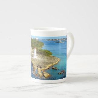 Paradise Island Light Bone China Mug
