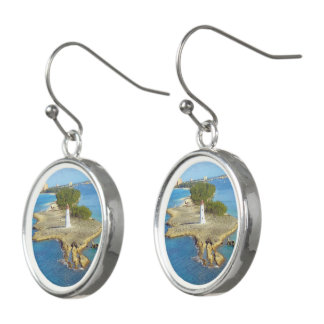 Paradise Island Light Earrings