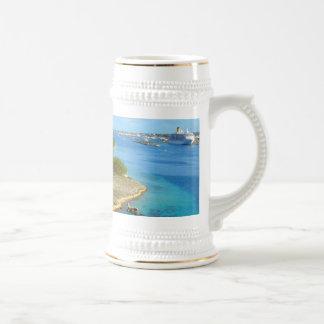 Paradise Island Light Coffee Mugs
