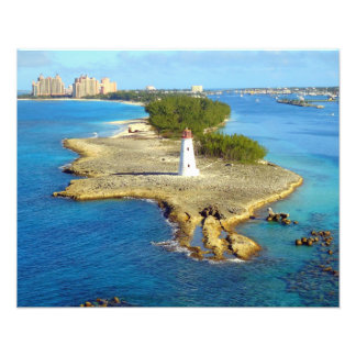 Paradise Island Light Photo