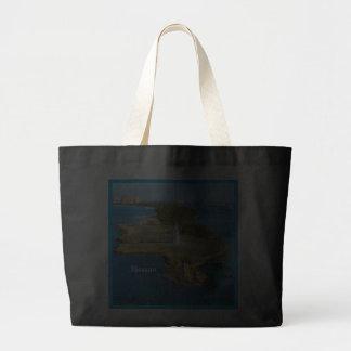 Paradise Island Light Jumbo Tote Bag
