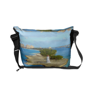 Paradise Island Lighthouse Commuter Bags