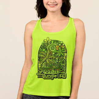Paradise Jungle Life Tank Top