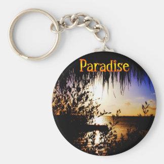 Paradise Keychain