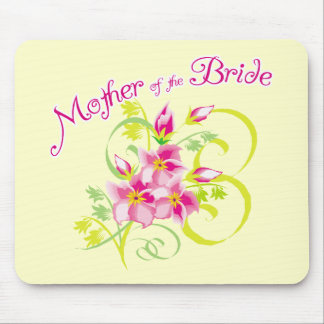 Paradise Mother of the Bride Gifts Mouse Pad