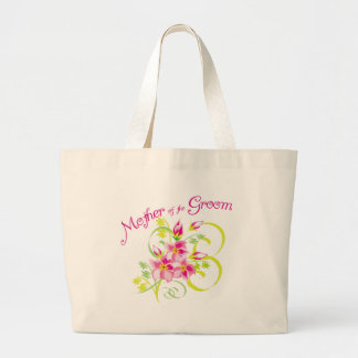 Paradise Mother of the Groom Gifts Large Tote Bag