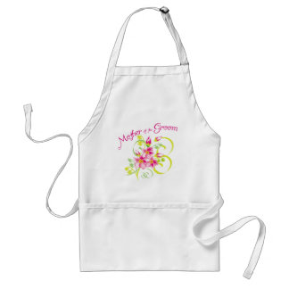 Paradise Mother of the Groom Gifts Standard Apron