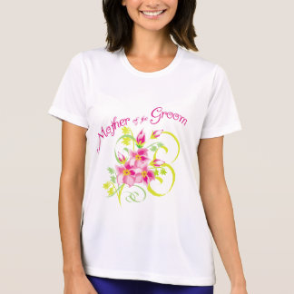 Paradise Mother of the Groom T-Shirt