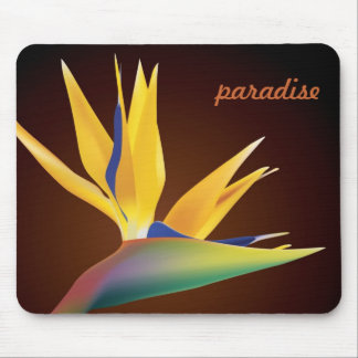 Paradise Mouse Pad