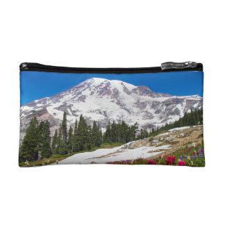 Paradise Mt. Rainier Makeup Bag